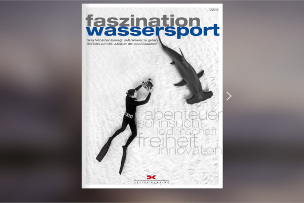 Faszination Wassersport