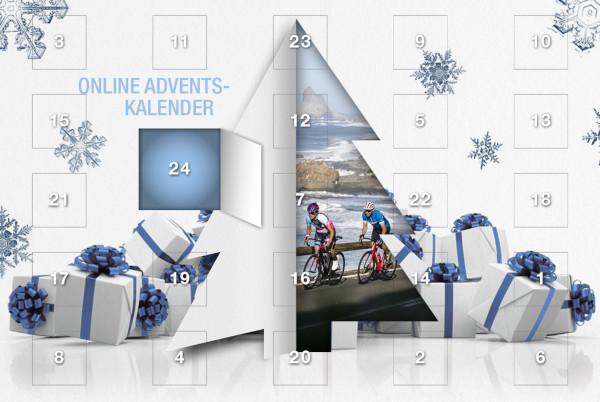 Radsport Adventskalender
